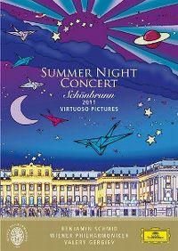 Cover Wiener Philharmoniker / Valery Gergiev - Summer Night Concert Schönbrunn 2011 [DVD]